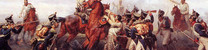 The heroism of the Life-Guard Horse regiment in the battle of Austerlitz in 1805