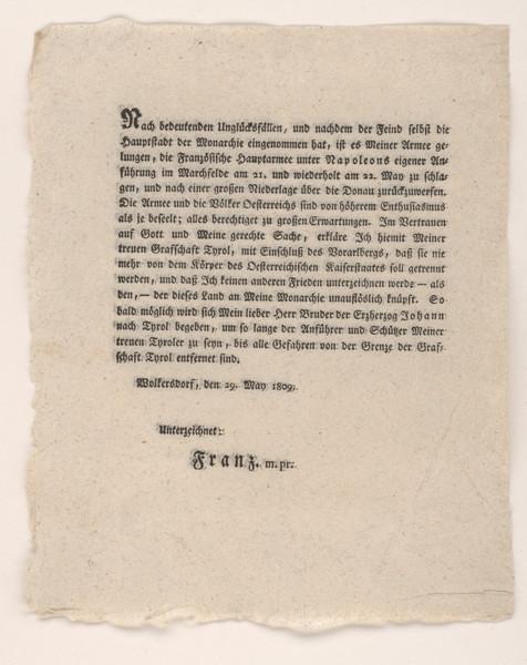 Wolkersdorfer Handbillett